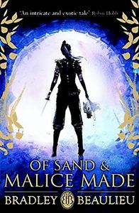 [The Song Of Shattered Sands: Prequel: Of Sand & Malice Made (Product Image)]