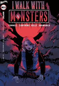 [I Walk With Monsters #5 (Cover B Hickman) (Product Image)]