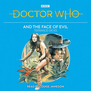 [Doctor Who & The Face Of Evil: 4th Doctor Novelisation (Product Image)]