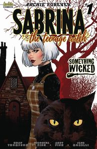 [Sabrina: Something Wicked #1 (Cover E Stewart) (Product Image)]