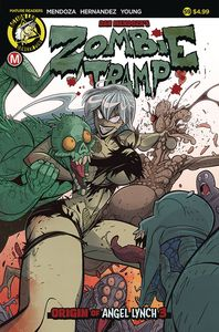[Zombie Tramp Ongoing #59 (Cover A Maccagni) (Product Image)]