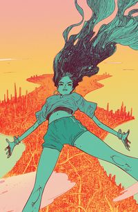 [The cover for Many Deaths Of Laila Starr #1 (Cover A Andrade)]