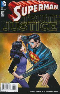 [Superman #42 (Product Image)]