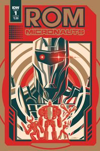 [Rom & The Micronauts #1 (Cover B Caltsoudas) (Product Image)]