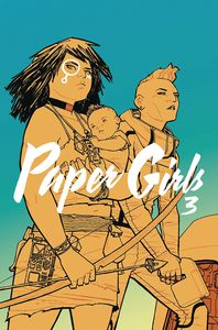 [Paper Girls: Volume 3 (Product Image)]