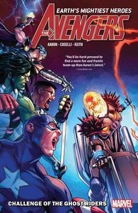 [Avengers By Jason Aaron: Volume 5: Challenge Of Ghost Riders (Product Image)]
