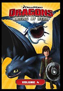 [Dreamworks' Dragons: Riders Of Berk: Volume 4 (Product Image)]