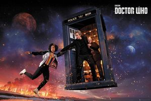 [Doctor Who: Poster: Season 10 Iconic (Product Image)]