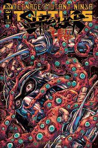 [Teenage Mutant Ninja Turtles: Shredder In Hell #1 (Cover B Eastman) (Product Image)]