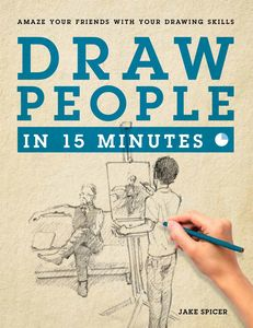 [Draw People In 15 Minutes (Product Image)]