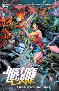 [Justice League: Dark: Volume 3: The Witching War (Product Image)]