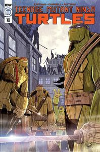 [Teenage Mutant Ninja Turtles: Ongoing #108 (Brooks Variant) (Product Image)]