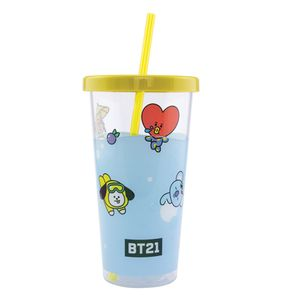 [BT21: Cup & Straw (Product Image)]