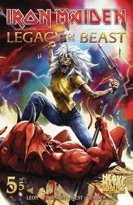 [Iron Maiden: Legacy Of The Beast #5 (Cover A Casas) (Product Image)]