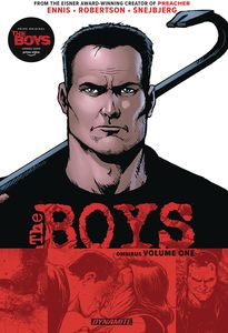 [The Boys Omnibus: Volume 1 (Product Image)]