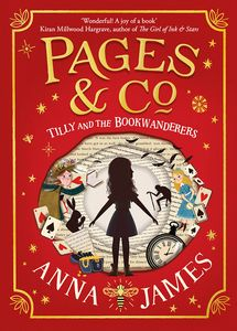 [Tilly & The Bookwanderers (Signed Hardcover Edition) (Product Image)]