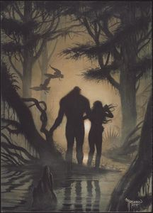 [Absolute Swamp Thing By Alan Moore: Volume 3 (Hardcover) (Product Image)]