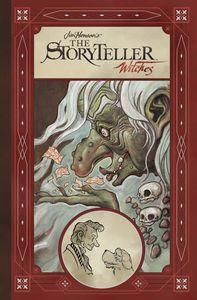 [Jim Henson's Storyteller: Witches (Hardcover) (Product Image)]