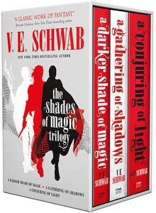 [The Shades Of Magic (Slipcase Trilogy) (Product Image)]