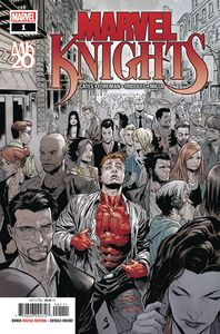 [Marvel Knights: 20th #1 (Product Image)]