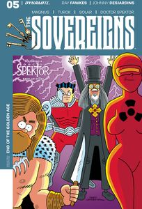 [Sovereigns #5 (Cover C Hembeck) (Product Image)]