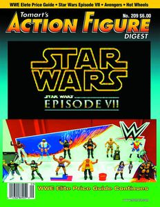 [Tomarts Action Figure Digest #210 (Product Image)]