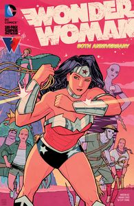 [Wonder Woman: 80th Anniversary: 100-Page Super Spectacular (Cliff Chiang Modern Variant) (Product Image)]