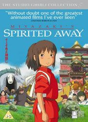 [Studio Ghibli: Spirited Away (Single Disc) (Product Image)]