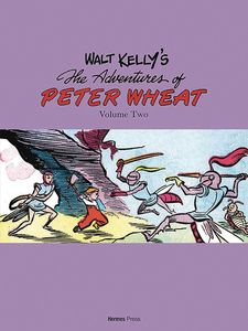 [Walt Kelly's The Adventures Of Peter Wheat: Complete Series: Volume 2 (Product Image)]