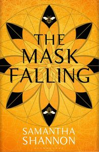 [The Mask Falling (Signed Hardcover) (Product Image)]