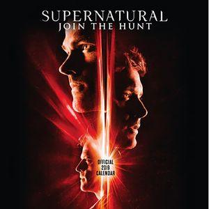[Supernatural: 2019 Calendar (Product Image)]