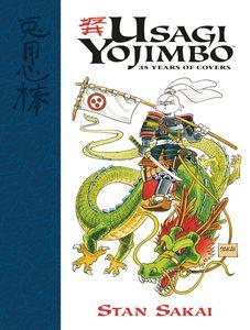[Usagi Yojimbo: 35 Years Of Covers (Hardcover) (Product Image)]