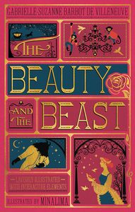 [The Beauty & The Beast Illustrated (Hardcover) (Product Image)]
