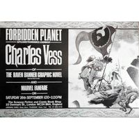 [Charles Vess signing (Product Image)]