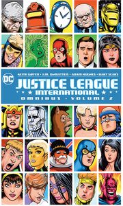[Justice League: International: Omnibus: Book 2 (Hardcover) (Product Image)]