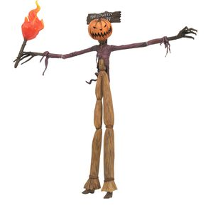 [Nightmare Before Christmas: Select Series Action Figure Wave 3: Pumpkin King Jack (Product Image)]