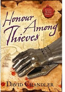 [Ancient Blades: Book 3: Honour Among Thieves (Product Image)]