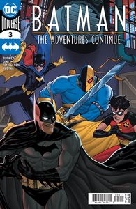 [Batman: The Adventures Continue #3 (Product Image)]