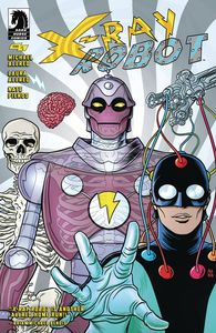 [X-Ray Robot #1 (Cover A Allred) (Product Image)]