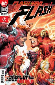 [Flash #47 (2nd Printing) (Product Image)]
