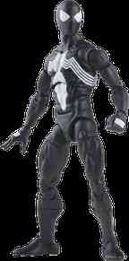 [The cover for Spider-Man: Legends Action Figure: Classic Symbiote Spider-Man]