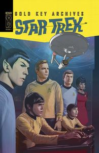 [Star Trek: Gold Key Archives: Volume 2 (Hardcover) (Product Image)]