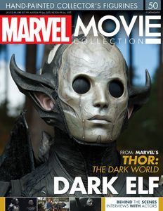 [Marvel Movie Figure Collection #50: Dark Elf (Product Image)]