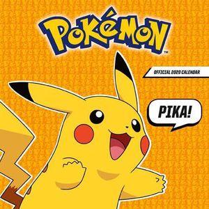 [Pokémon: Square Calendar: 2020 (Product Image)]