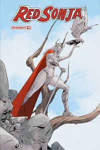 [Red Sonja #20 (Cover A Lee) (Product Image)]