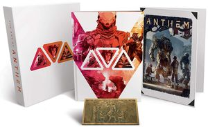 [The Art Of Anthem (Limited Edition - Hardcover) (Product Image)]
