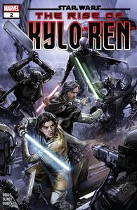 [Star Wars: Rise Of Kylo Ren #2 (Product Image)]