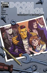 [Doom Patrol: The Weight Of The Worlds #5 (Product Image)]