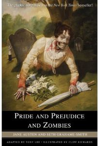 [Pride & Prejudice & Zombies: The Graphic Novel (Product Image)]