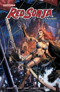 [Red Sonja: 2021 #3 (Cover B Anacleto) (Product Image)]